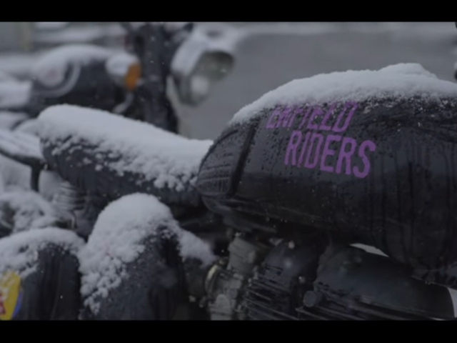 ENFIELD RIDERS FILM