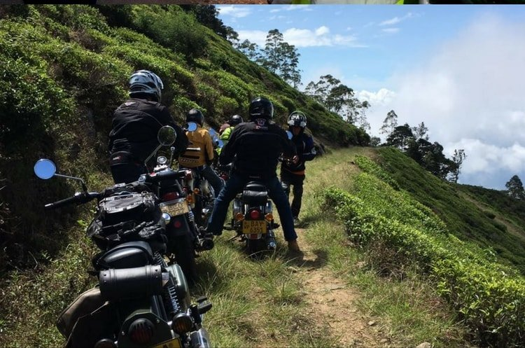 Ride to Indian Ocean - Sri Lanka