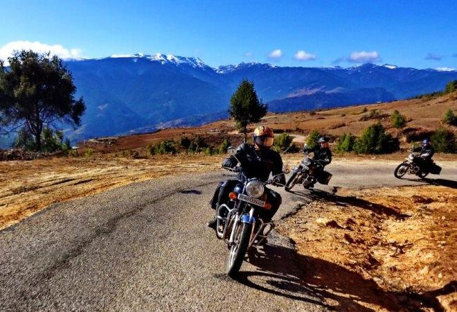 Bhutan Motorcycle Expedition